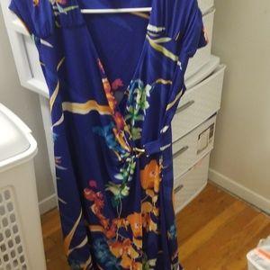 Alfani summer dress xl